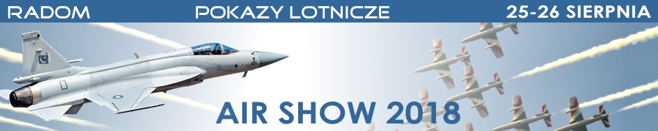 Pokazy Lotnicze Airshow Radom