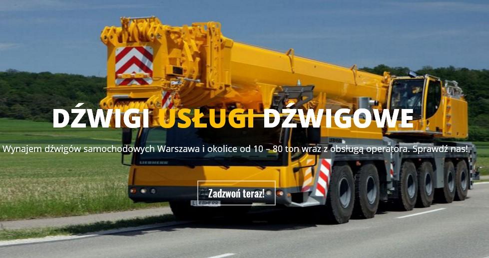www uslugidzwigowewynajem.waw.pl